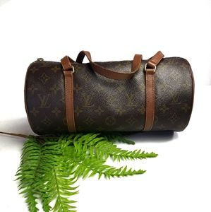 Authentic Louis Vuitton Papillon Monogram